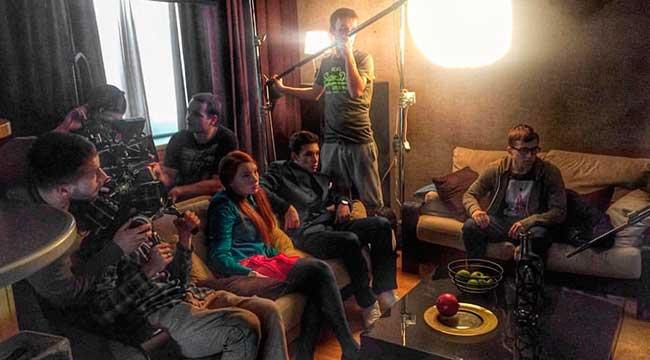 фото со съёмок чернобыль зона отчуждения 2 сезон